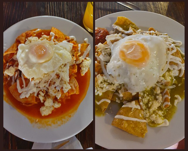 Chilaquiles (Mexico)