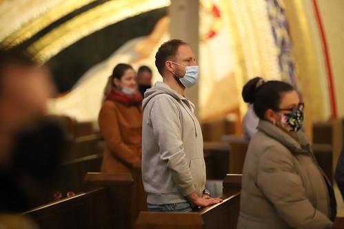 24. Kościół Stacyjny - Sanktuarium św. Jana Pawła II Wielkiego 16.03.2021 r.