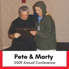 Pete & Marty