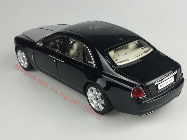 Mo hinh o to Rolls Royce Ghost 1 18 Kyosho (29)
