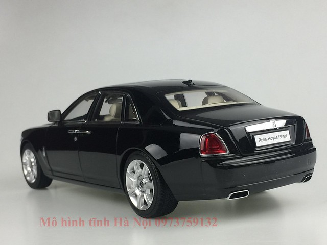 Mo hinh o to Rolls Royce Ghost 1 18 Kyosho (30)