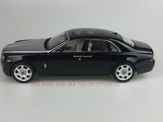 Mo hinh o to Rolls Royce Ghost 1 18 Kyosho (26)