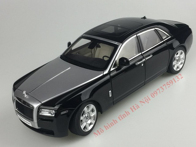 Mo hinh o to Rolls Royce Ghost 1 18 Kyosho (22)