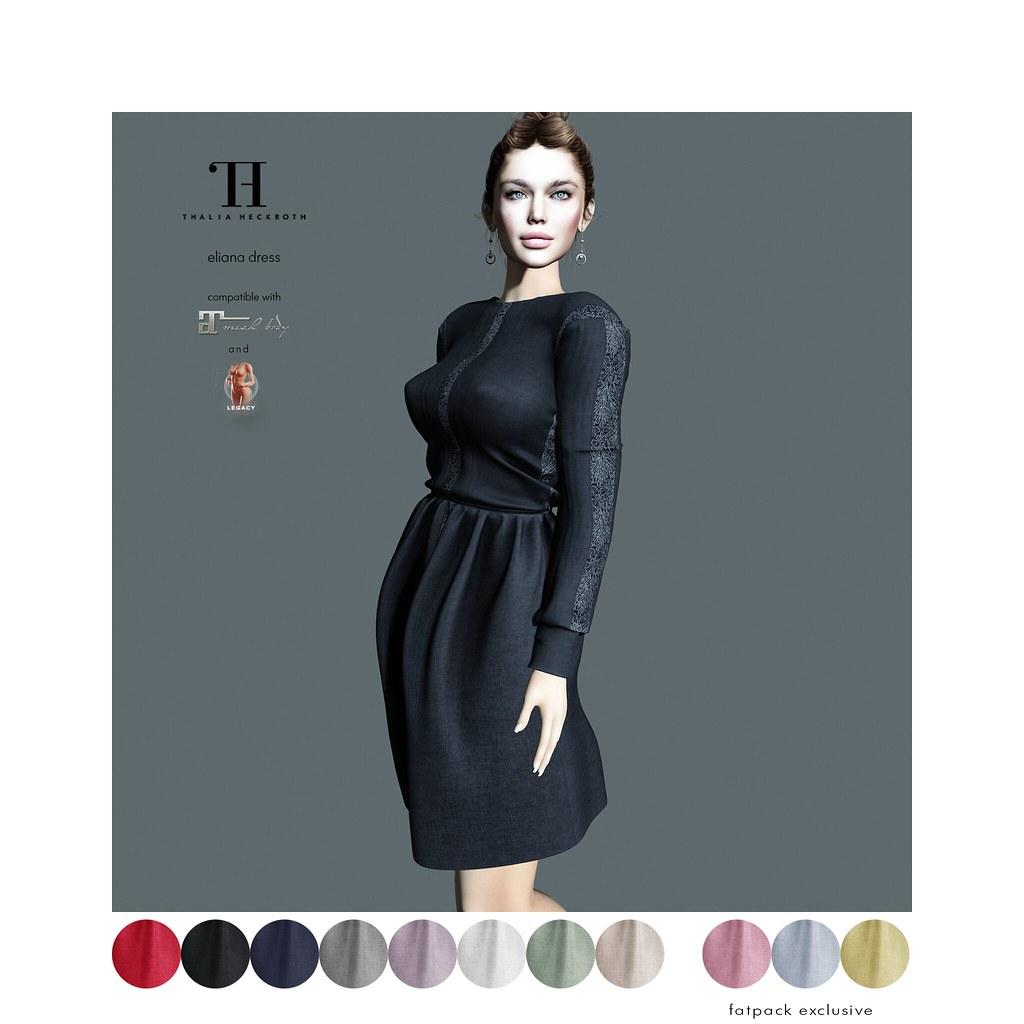 Thalia Heckroth - Eliana dress (LARA & LEGACY)