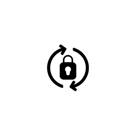 System security icon by achmad mulyana from the Noun Project