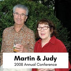 Martin & Judy