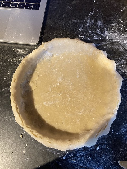 Bad Shortcrust Pastry Case