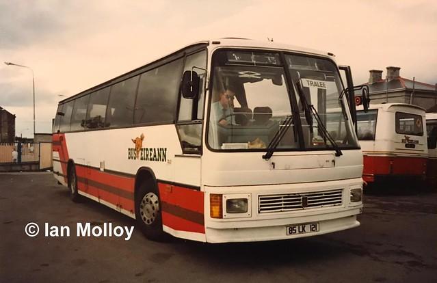 Bus Éireann DL3 (85LK121).