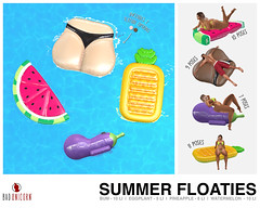 NEW! Summer Floaties @ Kustom9
