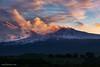 Mount Etna after Sundown