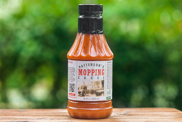 Patterson's Mopping Sauce