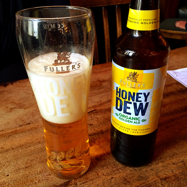Honey Dew - The Victoria Pub.