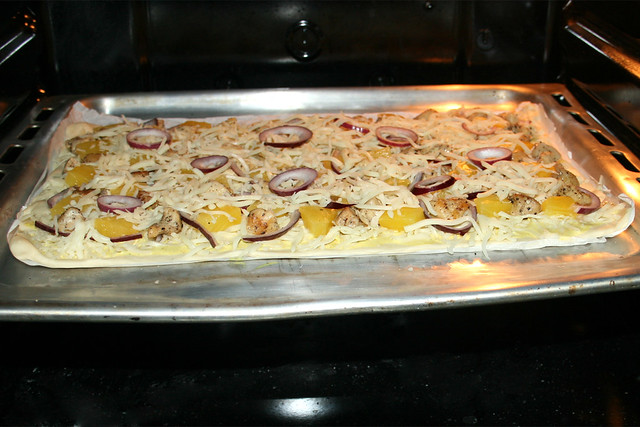 19 - Bake in oven / Im Ofen backen