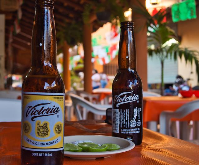 Victoria - Mexican beer