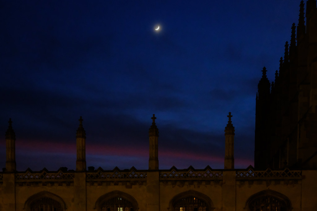 Cambridge 16 March 2021