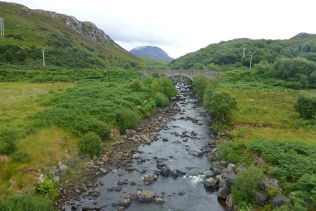 Rhiconich River