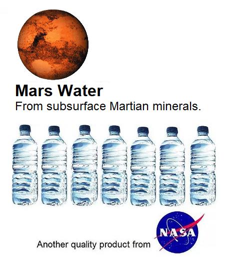 Found: Hidden Water on Mars
