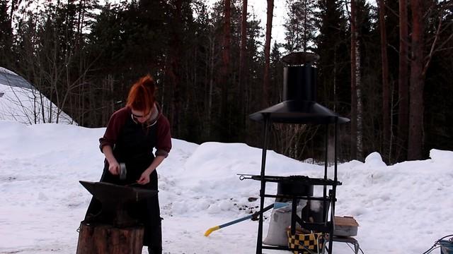 Blacksmithing!