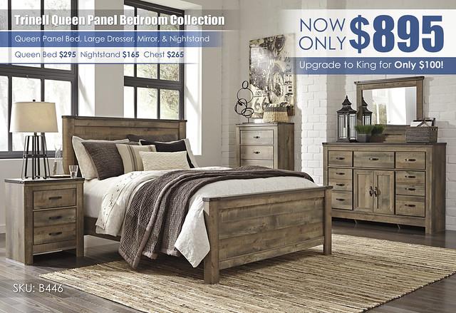 Trinell Queen Panel Bedroom Set Special_B446-32-26-46-57-54-96-92-Q476_Update