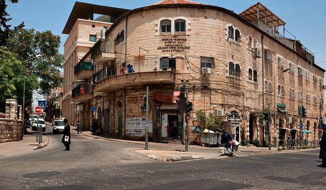 Jerusalem / Ha Nevi'im Street / Orthodox Jewish District