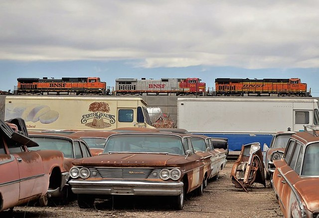 Trains, no Planes, and Automobiles