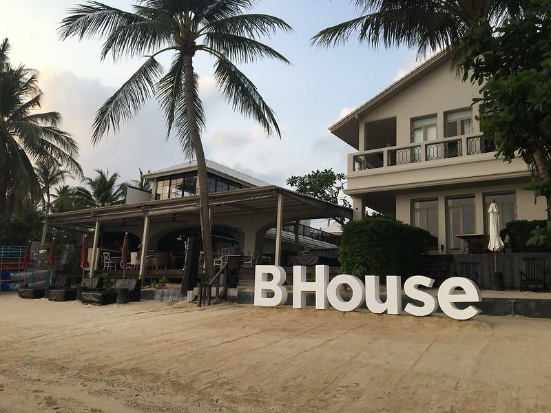 bigbuddha beach =Bangrak beach koh samui