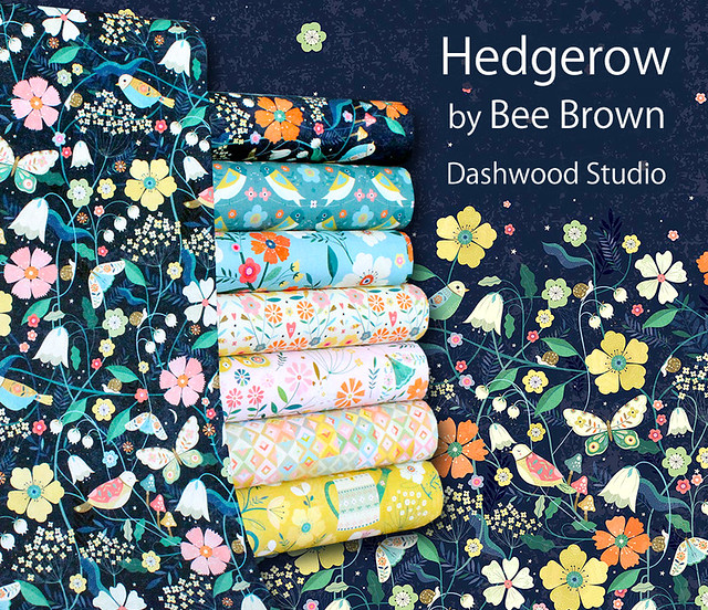 Dashwood Studio Hedgerow Collection by Bee Brown