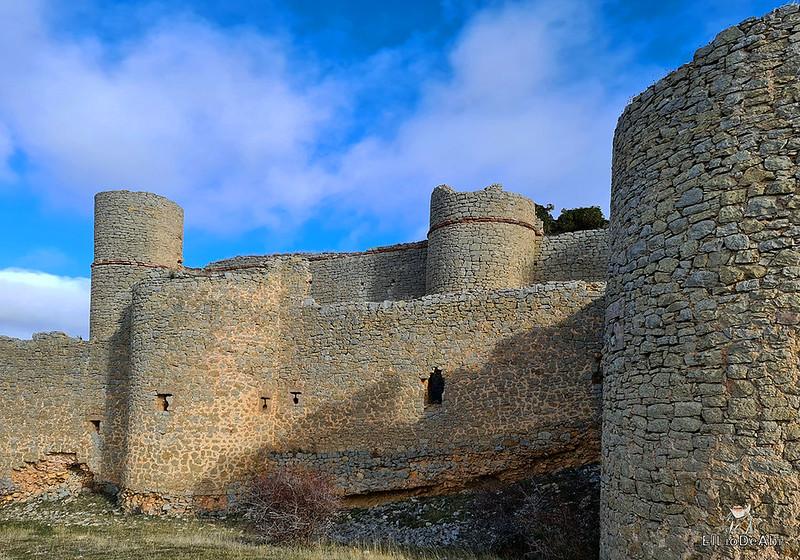 Visitando Caracena y su castillo (19)