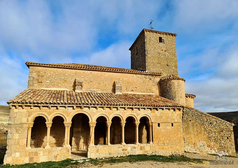 Visitando Caracena y su castillo (1)