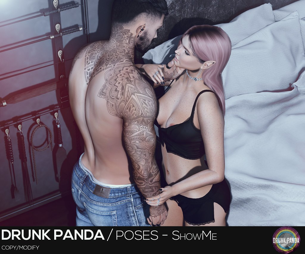 Drunk Panda - ShowMe