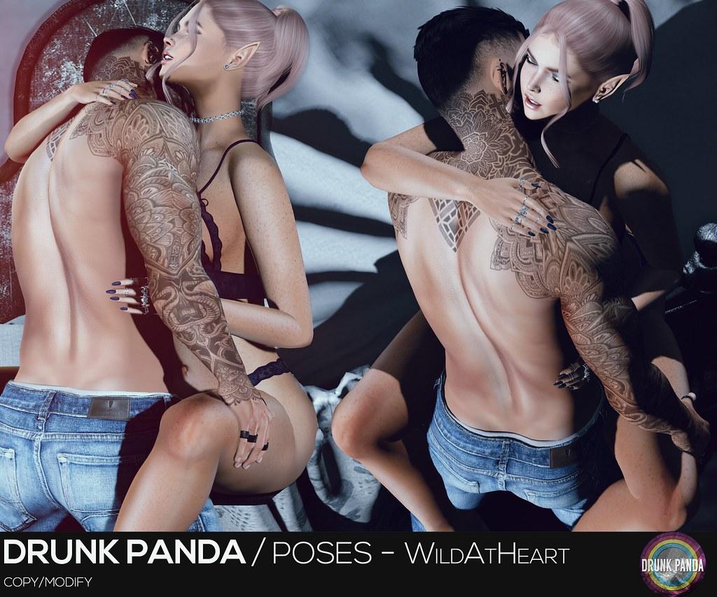 Drunk Panda - WildAtHeart