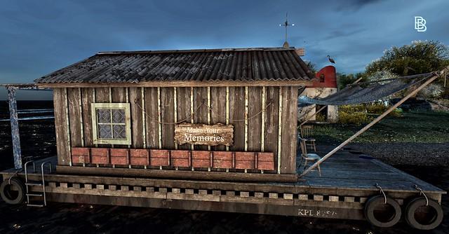 Dreamy Float House