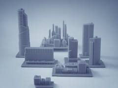 3D Printed Buildings