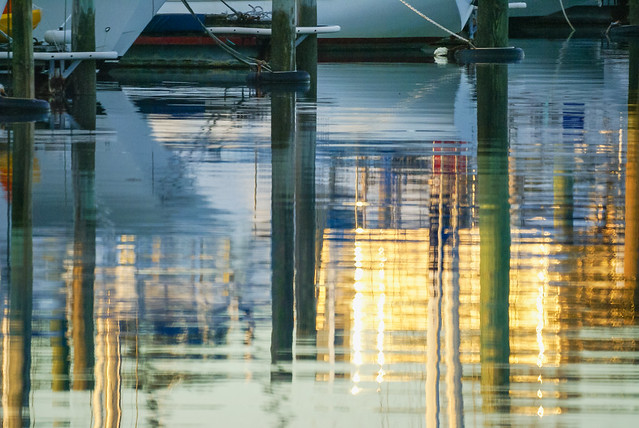 Marina Reflections lll
