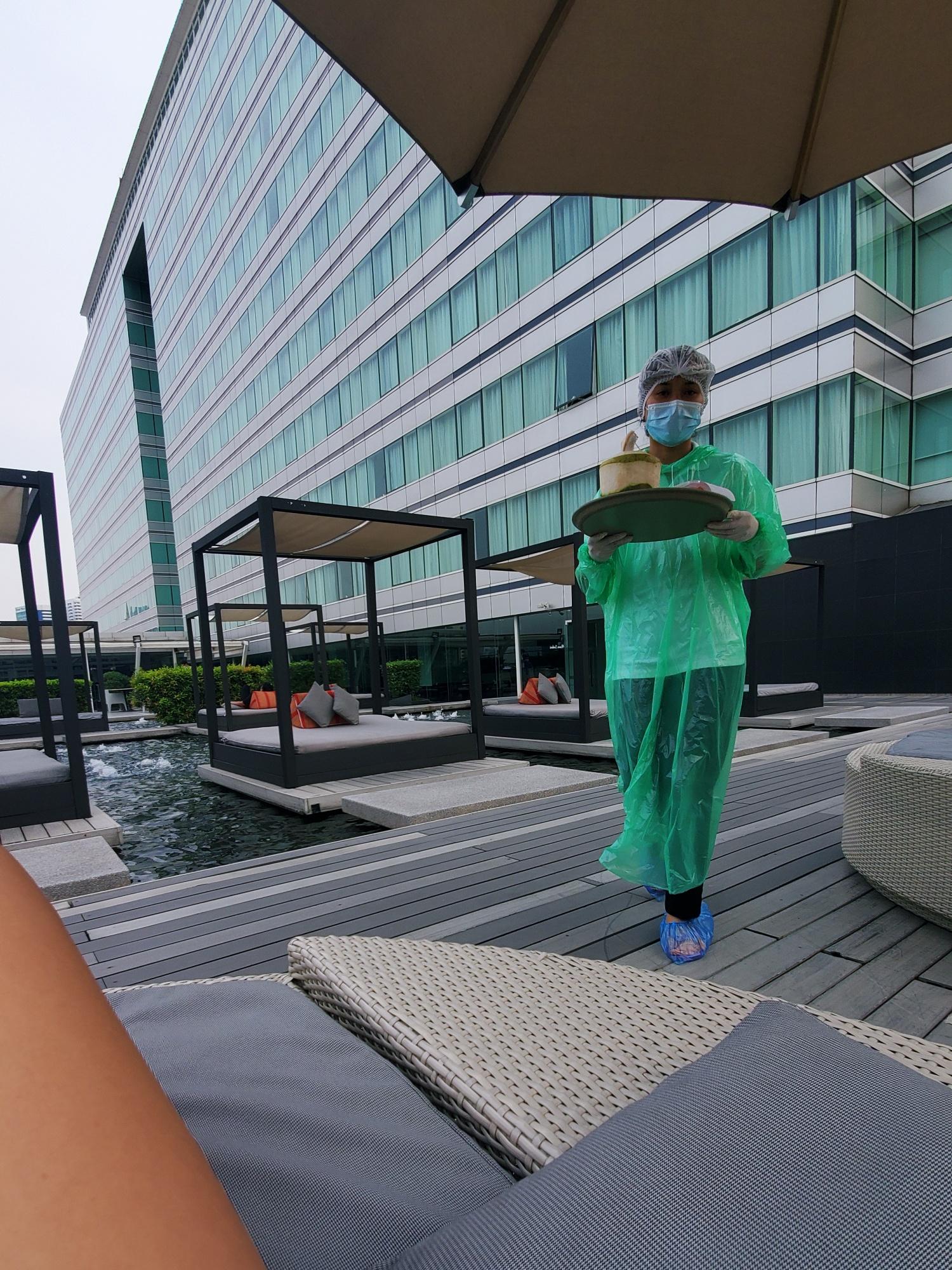 quarantine hotel bangkok