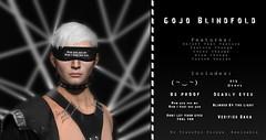 +SEKAI+ Gojo Blindfold - Man Cave Event