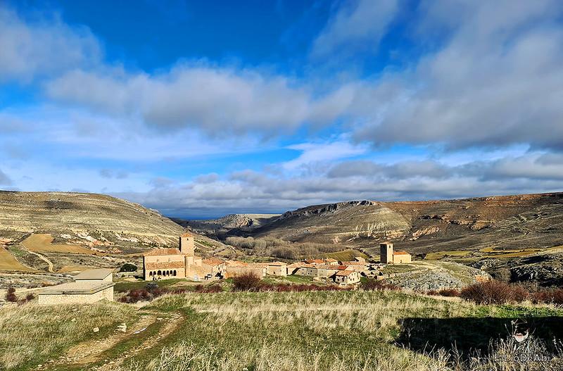 Visitando Caracena y su castillo (16)