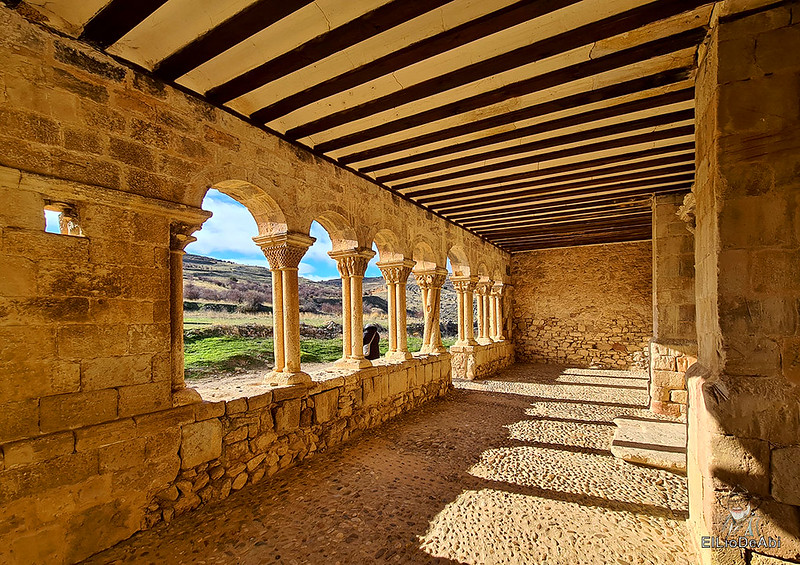 Visitando Caracena y su castillo (11)
