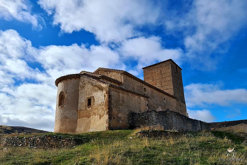 Visitando Caracena y su castillo (8)
