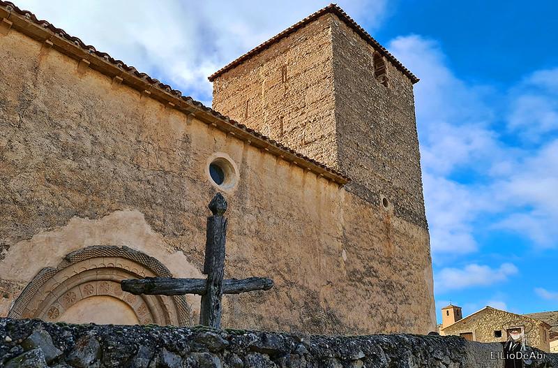Visitando Caracena y su castillo (4)