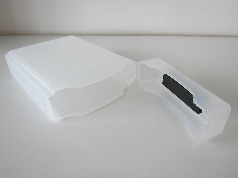 HDD Hard Storage Case - Open
