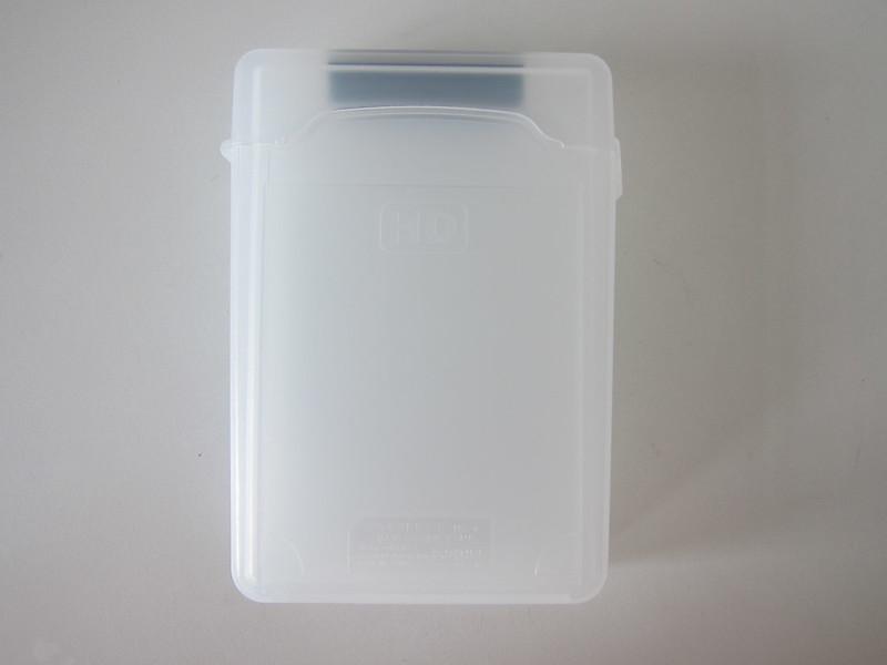 HDD Hard Storage Case - Back