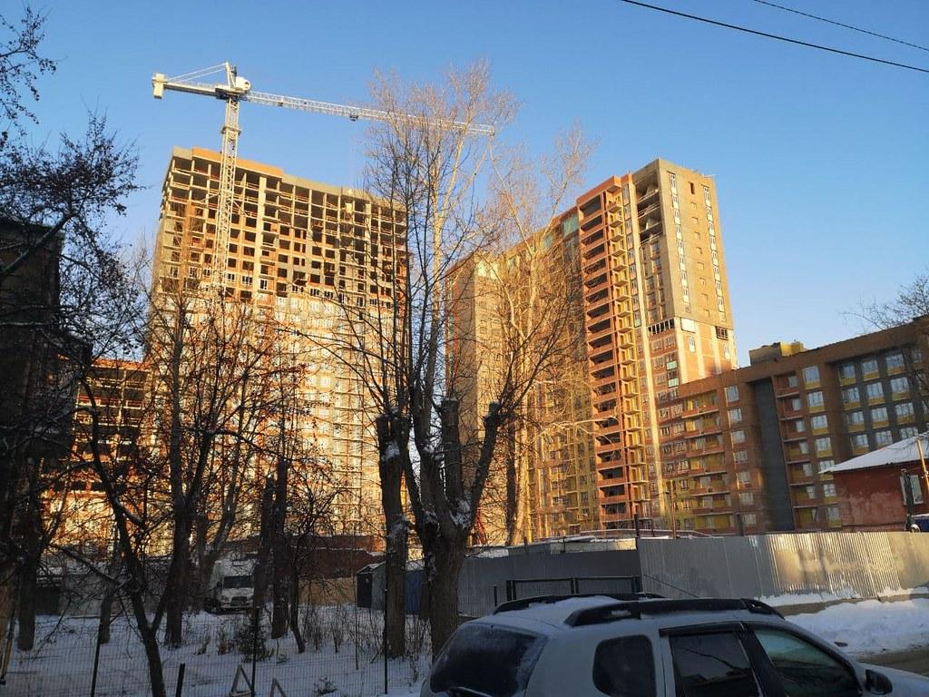 Россия на четвертом месте в мире по росту цен на жильё в 2020 году