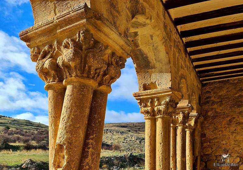 Visitando Caracena y su castillo (12)