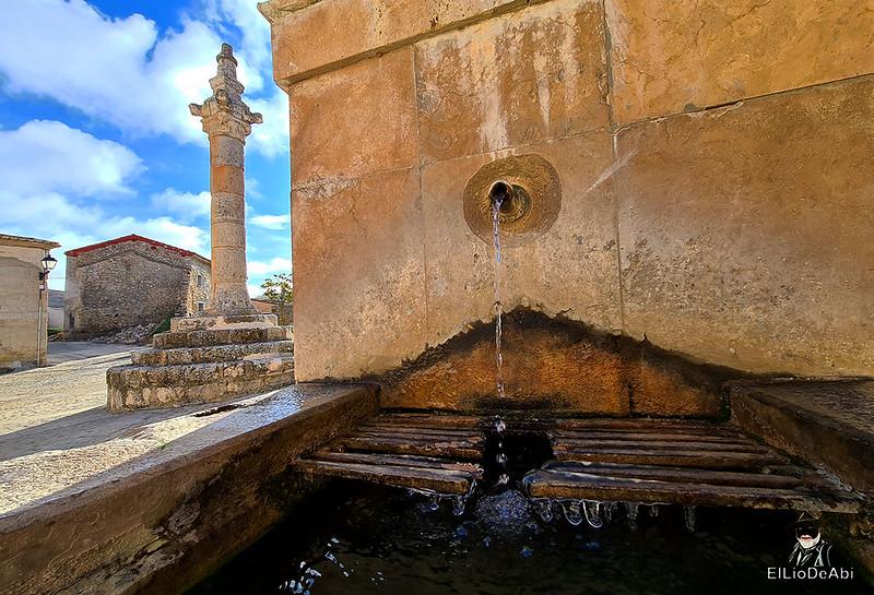Visitando Caracena y su castillo (3)