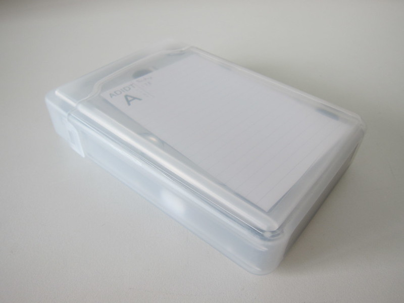 HDD Hard Storage Case - With HDD