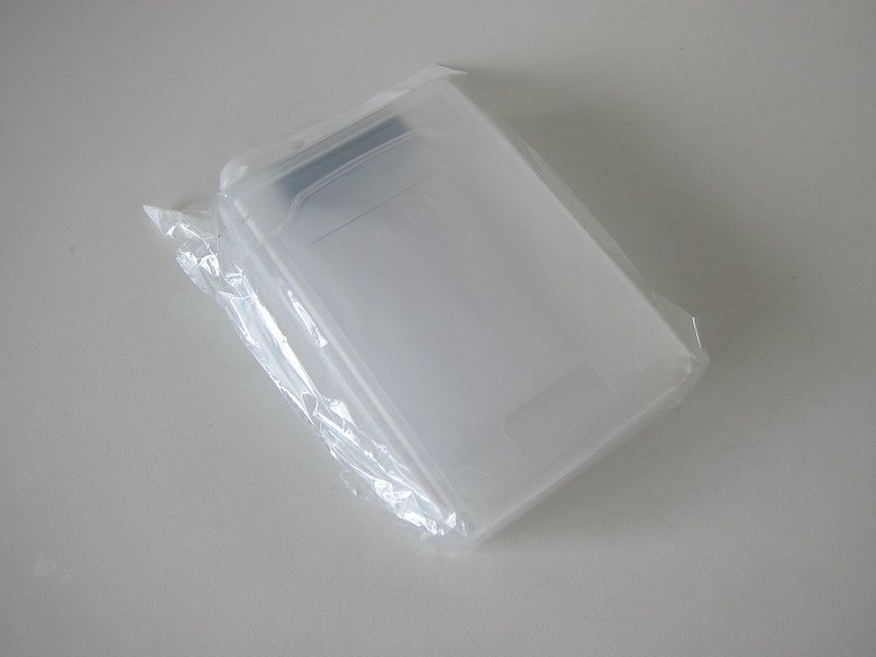 HDD Hard Storage Case - Packaging