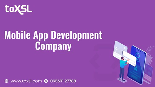 One of the Leading Mobile App Development Company