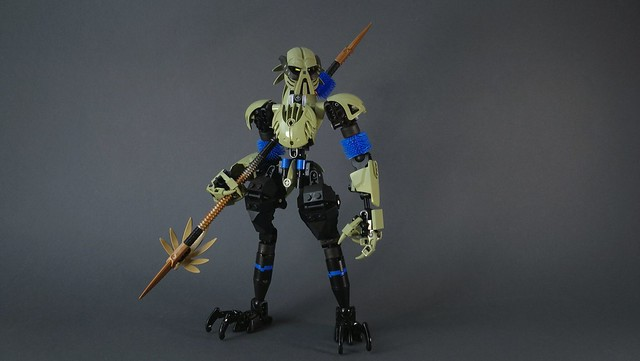 Iwhaka - Skulking Huntress
