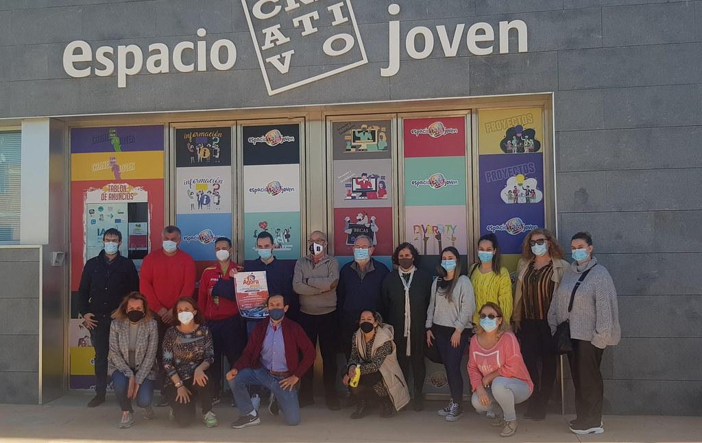 Presentación Proyecto Ágora Joven 2021